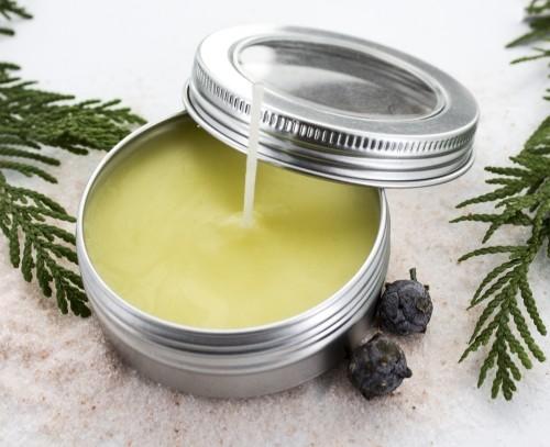 massageöl selber machen winterliches flair