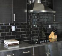 Metrofliesen in Küche und Bad – Schöne Ideen für Wand- und Bodengestaltung