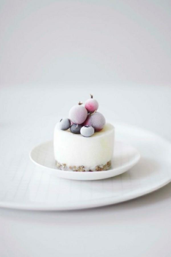 mini torten frozen yoghurt ideen
