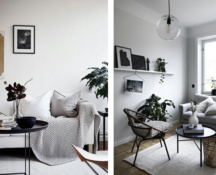 Minimalismus wohnzimmer modernes einrichten - Wohnvorschlage wohnzimmer ...