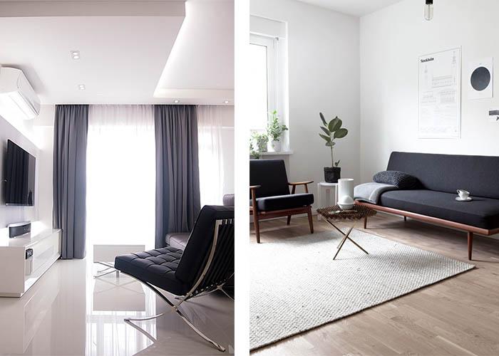 Perfekt Wohnzimmer Minimalistisch Einrichten, Doch Mit Eigenem Charakter ...