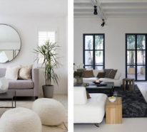 Wohnzimmer einrichtungsideen  ▷1000 Wohnzimmer Ideen - tolle Einrichtungsideen mit Stil ...