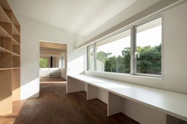 moderne architektur toller arbeitsplatz