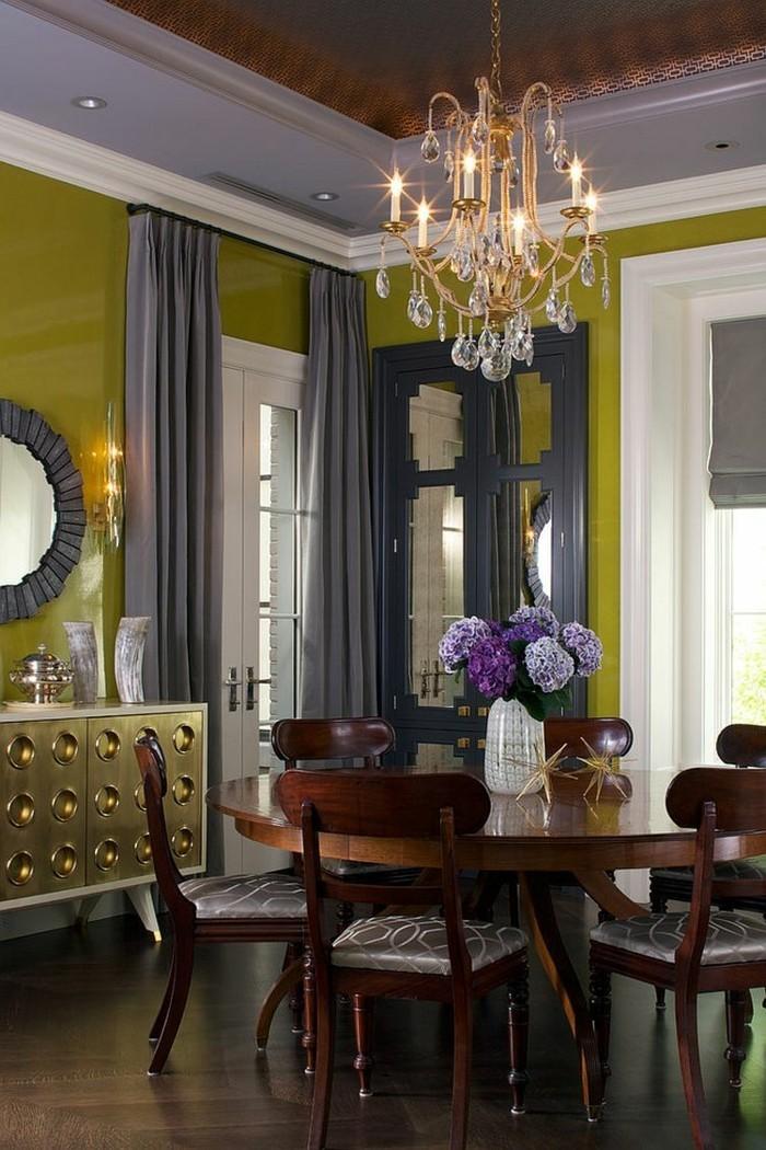 moderne stühle esszimmer luxuriöses esszimmer ausgefallener leuchter