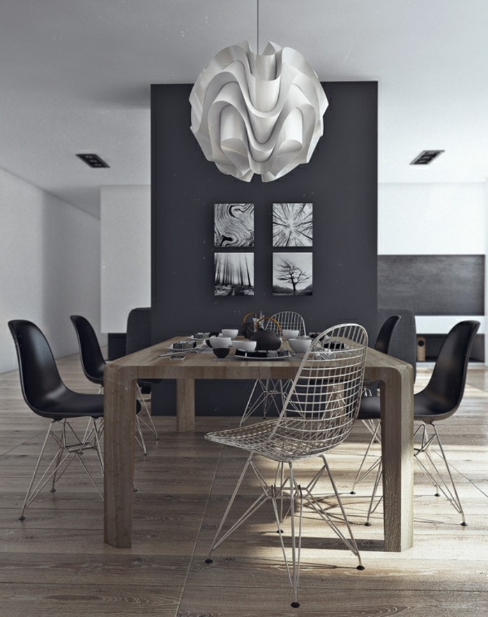 48 moderne st hle esszimmer auch im essbereich wird der sitzkomfort gro geschrieben. Black Bedroom Furniture Sets. Home Design Ideas