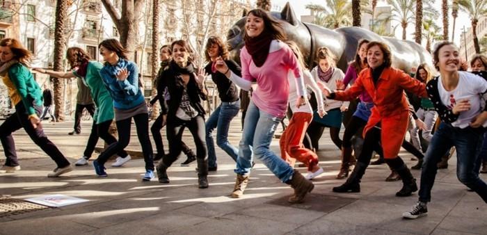 one billion rising februar baden