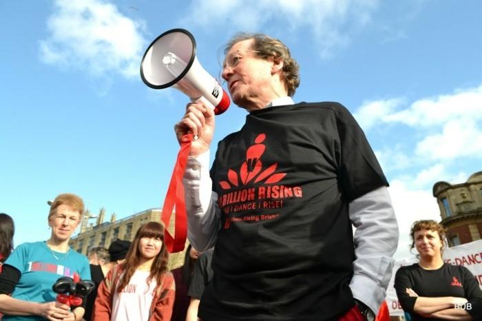 one billion rising februar bristol
