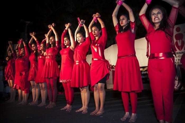 one billion rising februar india