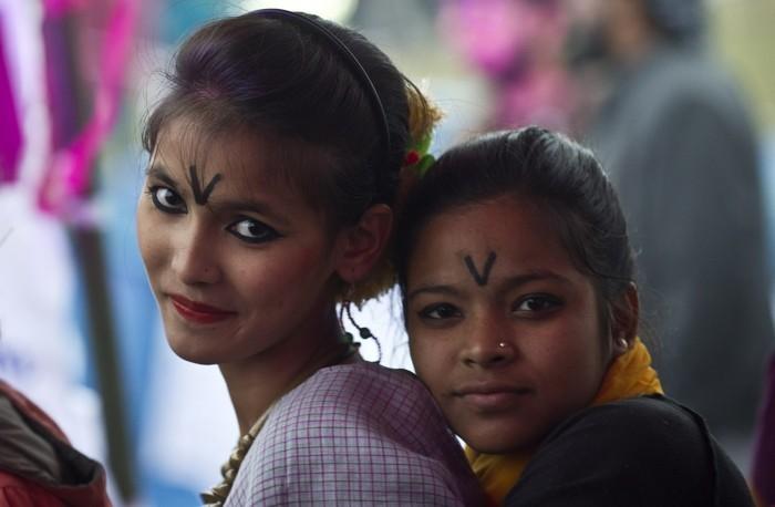 one billion rising sued indien