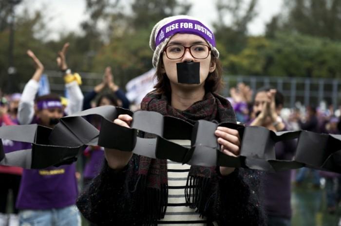 one billion rising februar weltweit