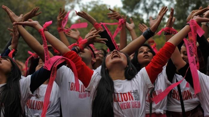 one billion rising februar