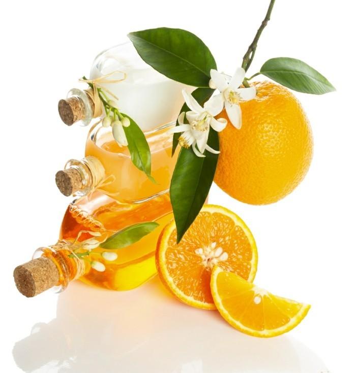 orangenbluetenwasser flaschen