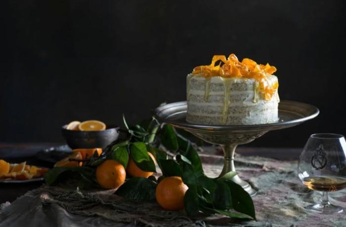 orangenbluetenwasser torte