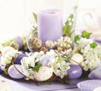 Blumensorten, die sich perfekt zum Osterdeko Basteln eignen