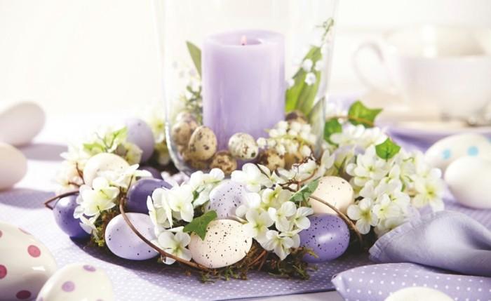 osterdeko basteln blumensorten weiden blueten zart