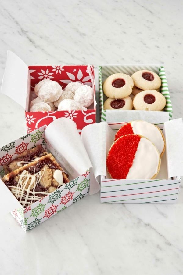 plätzchen kekse geschenke aus der küche