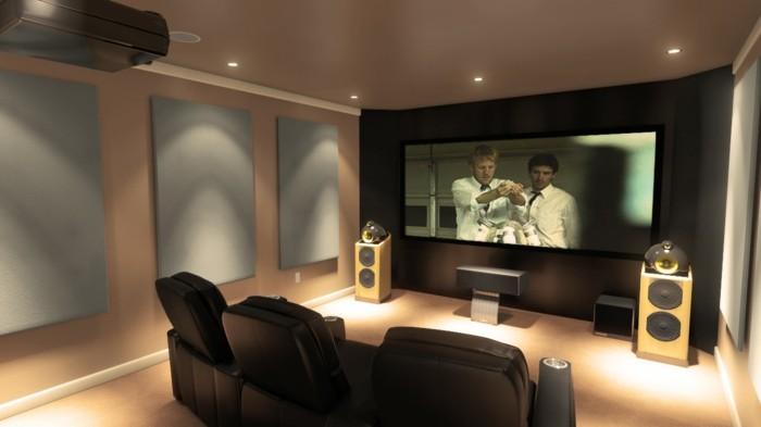 raumakustik verbessern home kino wandpaneele