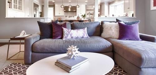 raumdefinierender teppich für wohnzimmer