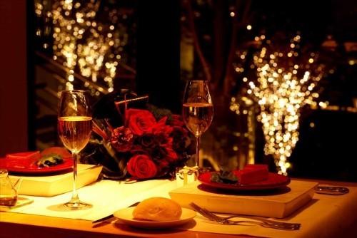 romantisches abendessen valentinstagsmenü diy valentinstag