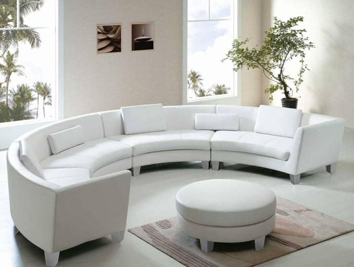 Semi Circle Sofa Lovely half circle couch modern curved sofa and sofas milo baughman