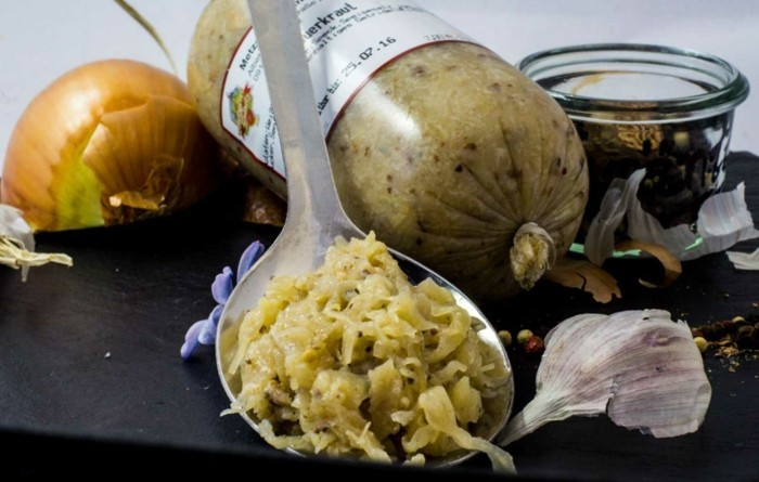 sauerkraut gesund roh kraut sachsen