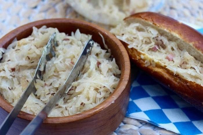 sauerkraut gesund rotkohl bayern