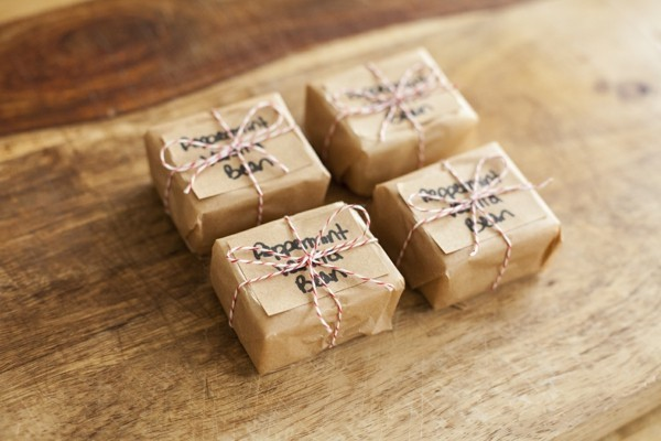 seife selber machen geschenkverpakung bastelideen