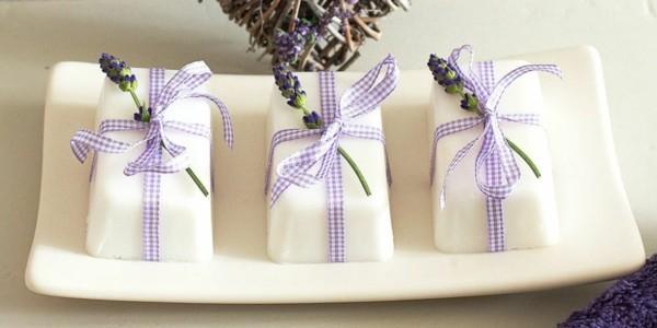 seife selber machen lavendel geschenkideen