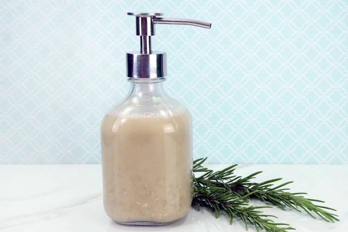 shampoo selber machen naturshampoo