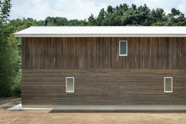 solide fassade moderne architektur