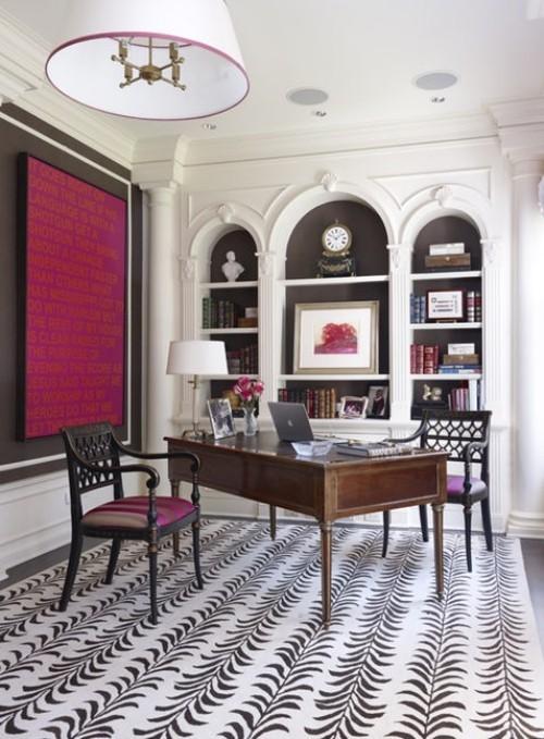 teppich wohnzimmer breiter klassischer raum