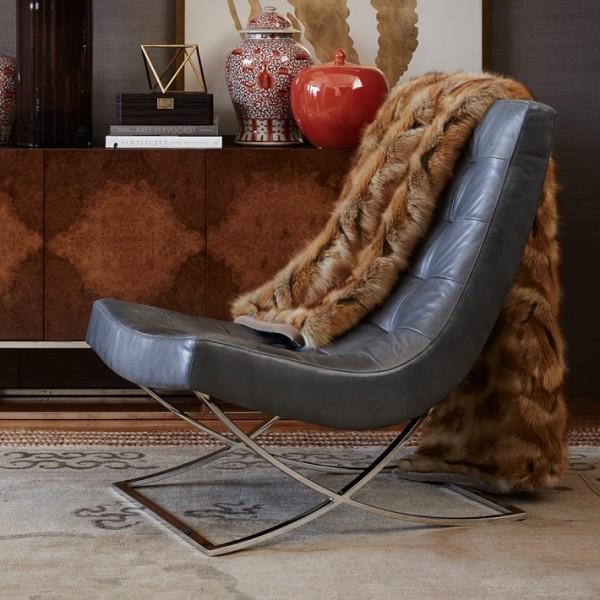 wohntrends schöner wackeliger stuhl