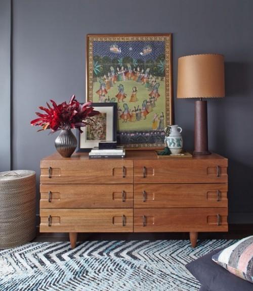 wohnzimmer teppich geometrisch und toll