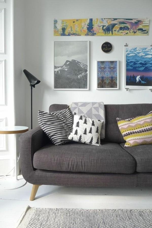 zimmer einrichten mit grauen m beln warum und wie denn. Black Bedroom Furniture Sets. Home Design Ideas
