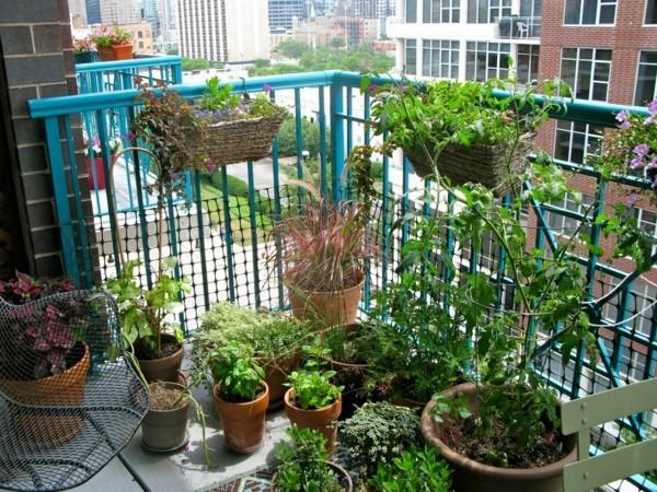 Balkon Garten Geländer