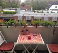 Garten  Und Balkonmöbel Und Andere Stylische Außenmöbel