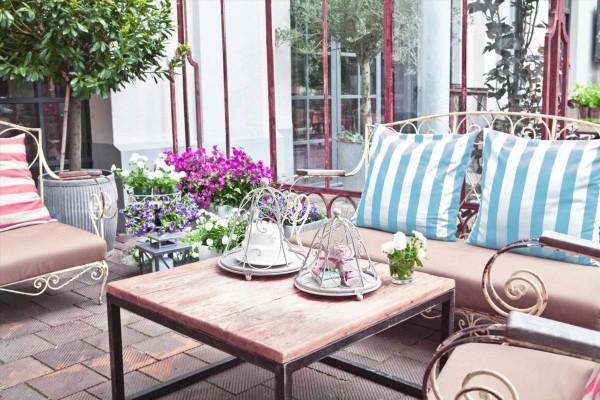 Moderne Dekoration Balkon Dekor Bepflanzen Ebenfalls Geräumiges Emejing Pflanzen Topfen Kubeln Terrasse Gallery House Design