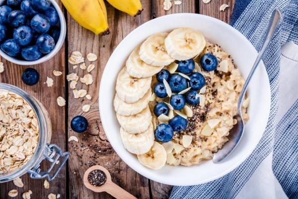 Gesunde Ernährung Müsli