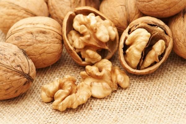 Gesunde Ernährung Nüsse