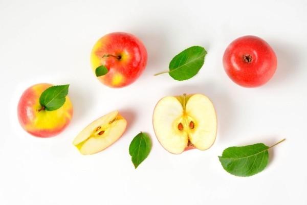 Gesunde Ernährung täglich einen Apfel essen keinen Arzt brauchen