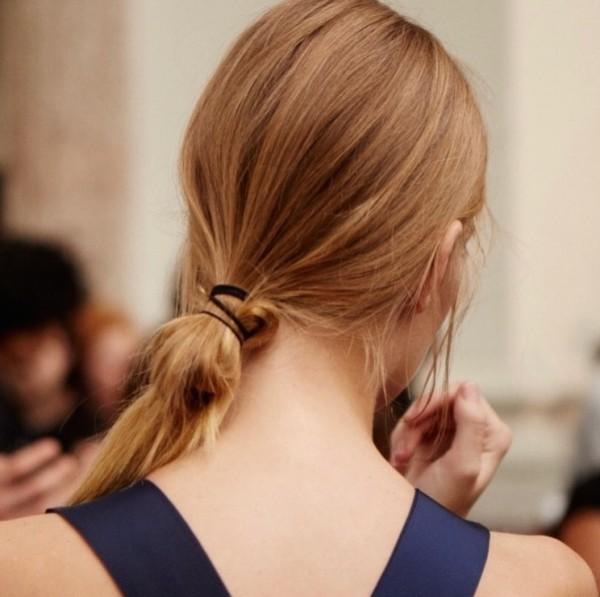 Haarfarben Trends charmant und rötlich