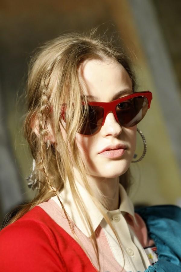 Haarfarben Trends formantisches blond