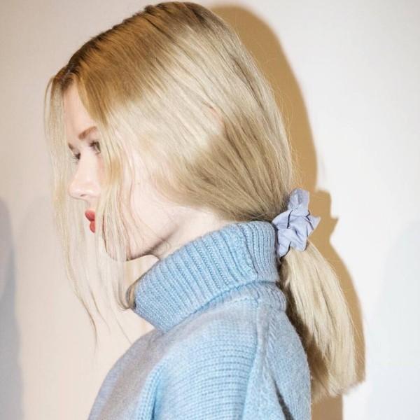 Haarfarben Trends klassisches blond