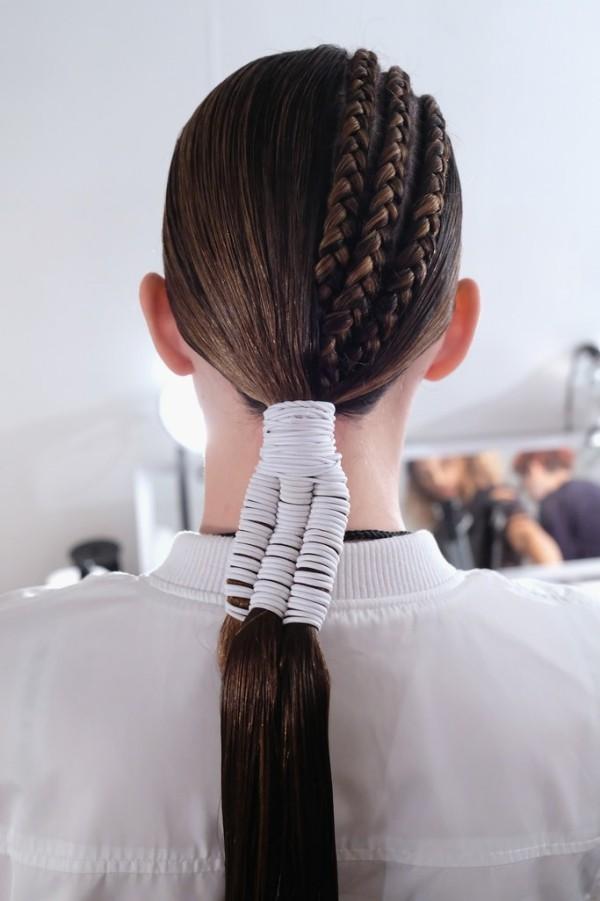 Haarfarben Trends schöne idee