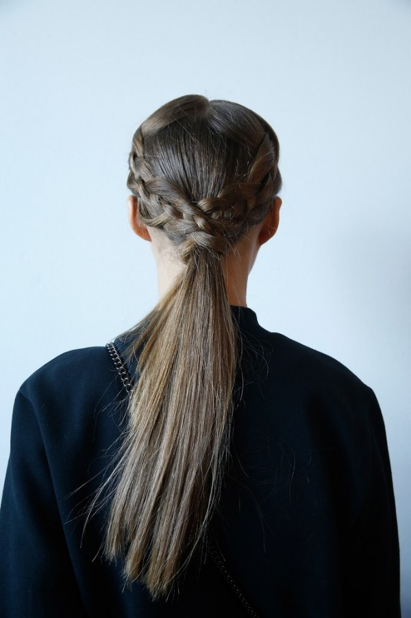 Haarfarben Trends tolle blonde idee