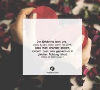 33 Mal über die Liebe – Liebeszitate, die bewegen!