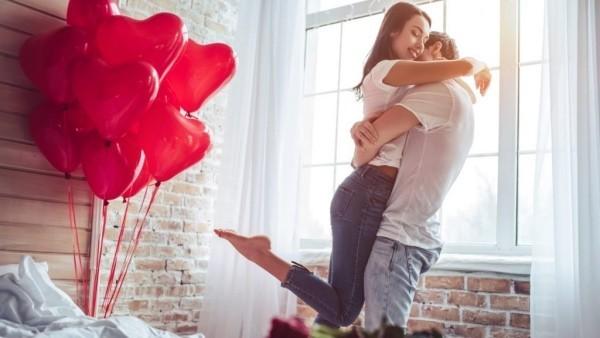 Valentinstag zu zweit feiern die große Liebe zelebrieren