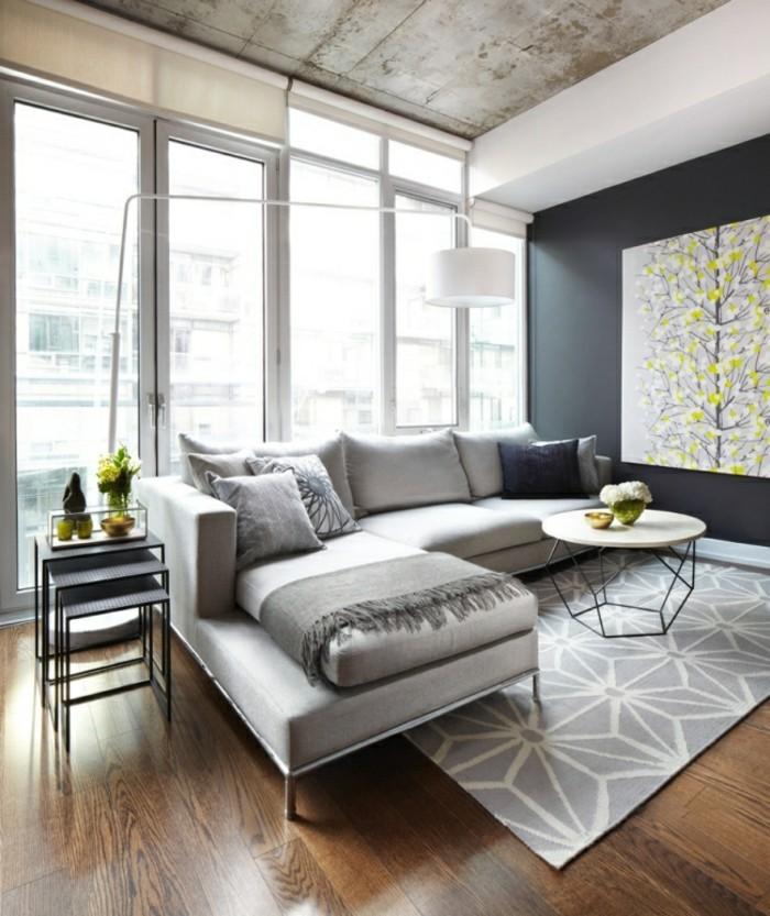 designer sofa idee für ein tolles wohnzimmer