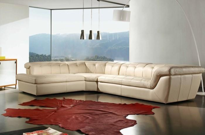 designer sofa weiße farbe