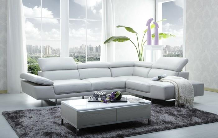 exotisches ambiente designer sofa